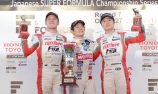 Cassidy tantalisingly close in Super Formula