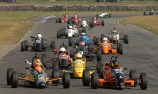 National F1600 title fight underway at Timaru this weekend
