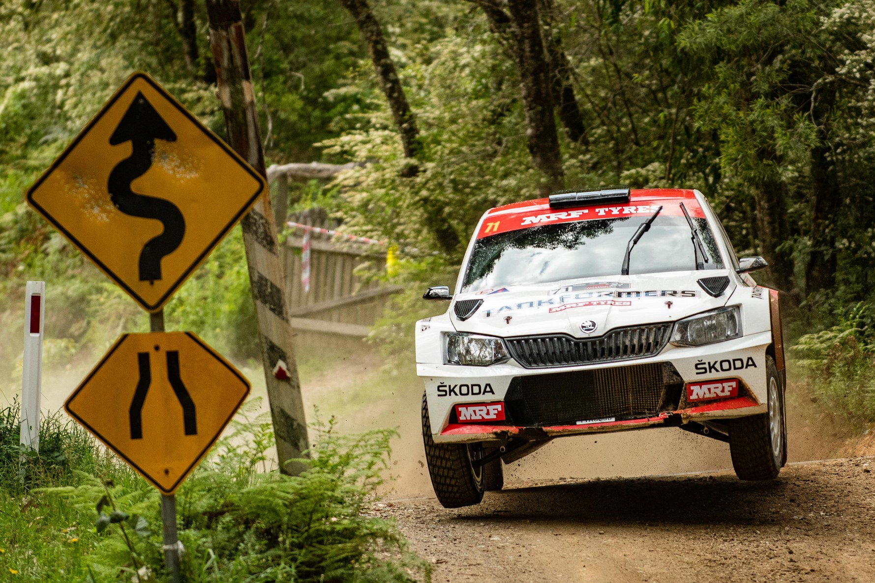 Title momentum swings back to Evans in ARC decider