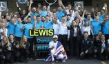Lewis Hamilton: 'I never for a moment doubted or lost belief'