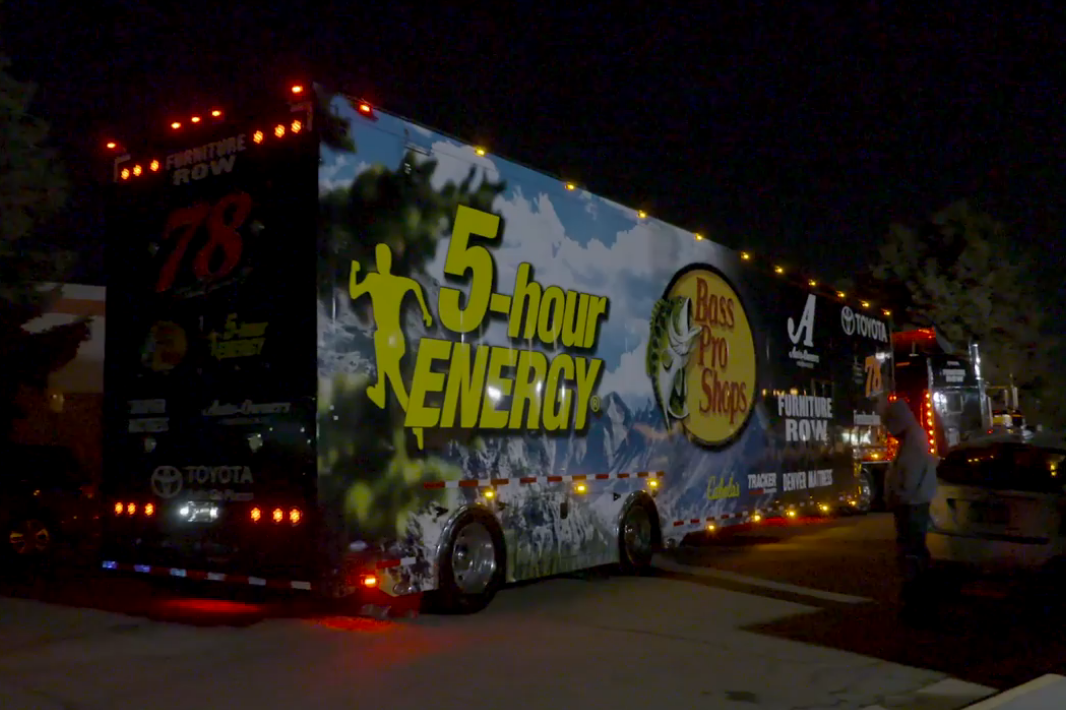 Emotional final dispatch for Furniture Row transporter