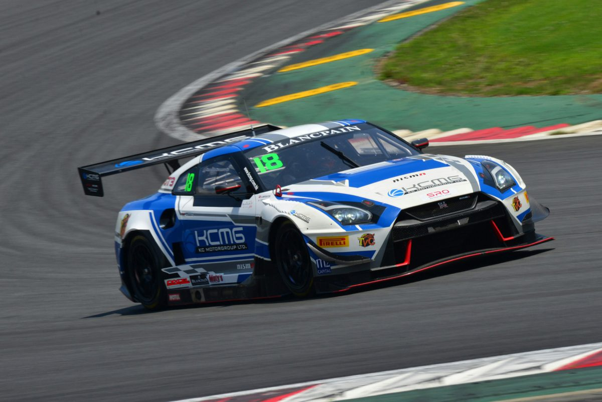 Asian team enters two Nissan GT-Rs in Bathurst 12 Hour ...