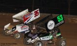 Sprintcars and Sports Sedans feature at Redline Saturday