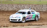Sports Sedans and Bairnsdale Speedway light up the night: Jamie Paull the king