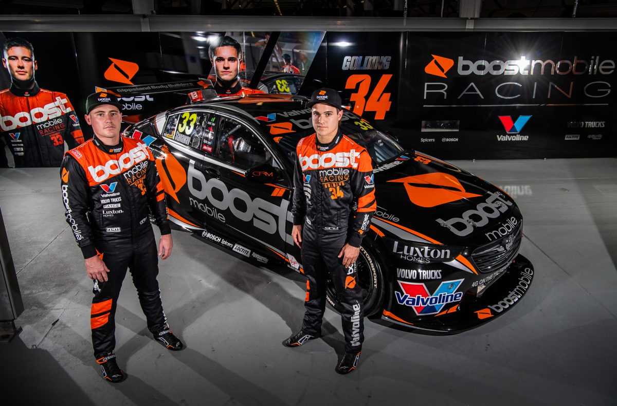 Grm Showcases Boost Mobile Racing Commodores Speedcafe