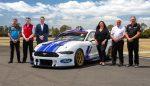 Tim Edwards (Tickford), Ryan Story (Shell V Power Racing Team), Sean Seamer (Supercars), Kay Hart (Ford), Dick Johnson (Shell V Power Racing Team), Phil Munday (23Red Racing Team)