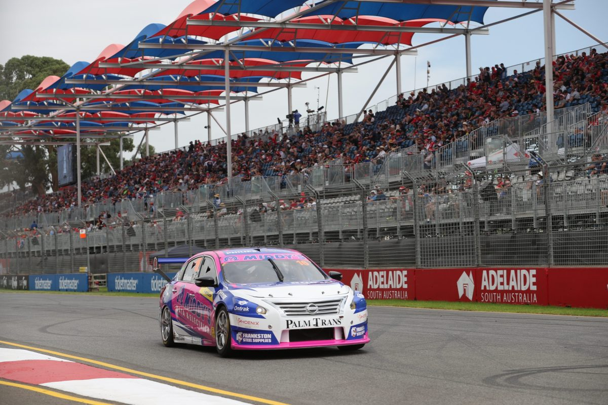 Fullwood doubles up in Adelaide Super2 round - Speedcafe