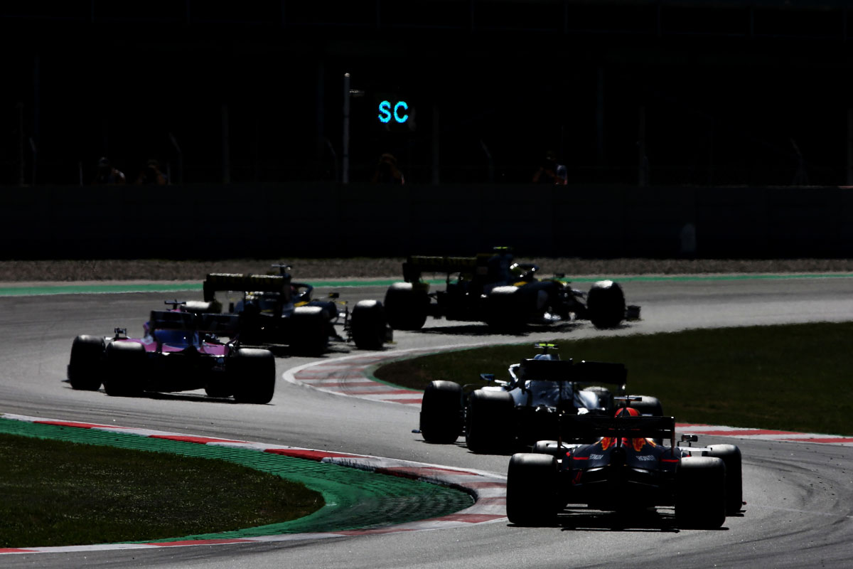 F1 teams have 'pretty much accepted' cost cap - Speedcafe