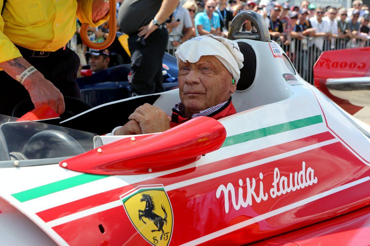 Unfall Niki Lauda Nordschleife