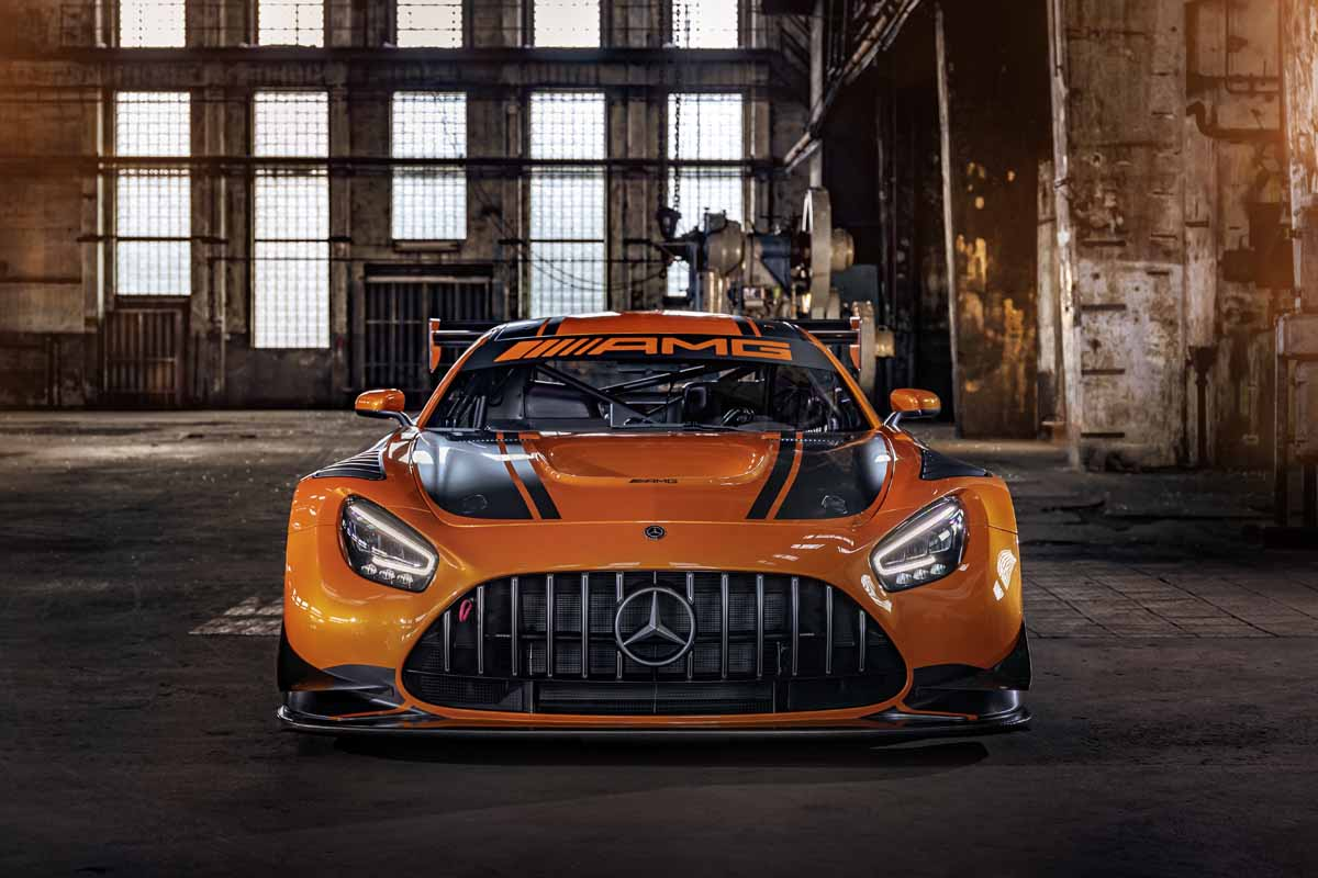Mercedes to feature all-new car at Bathurst 12 Hour