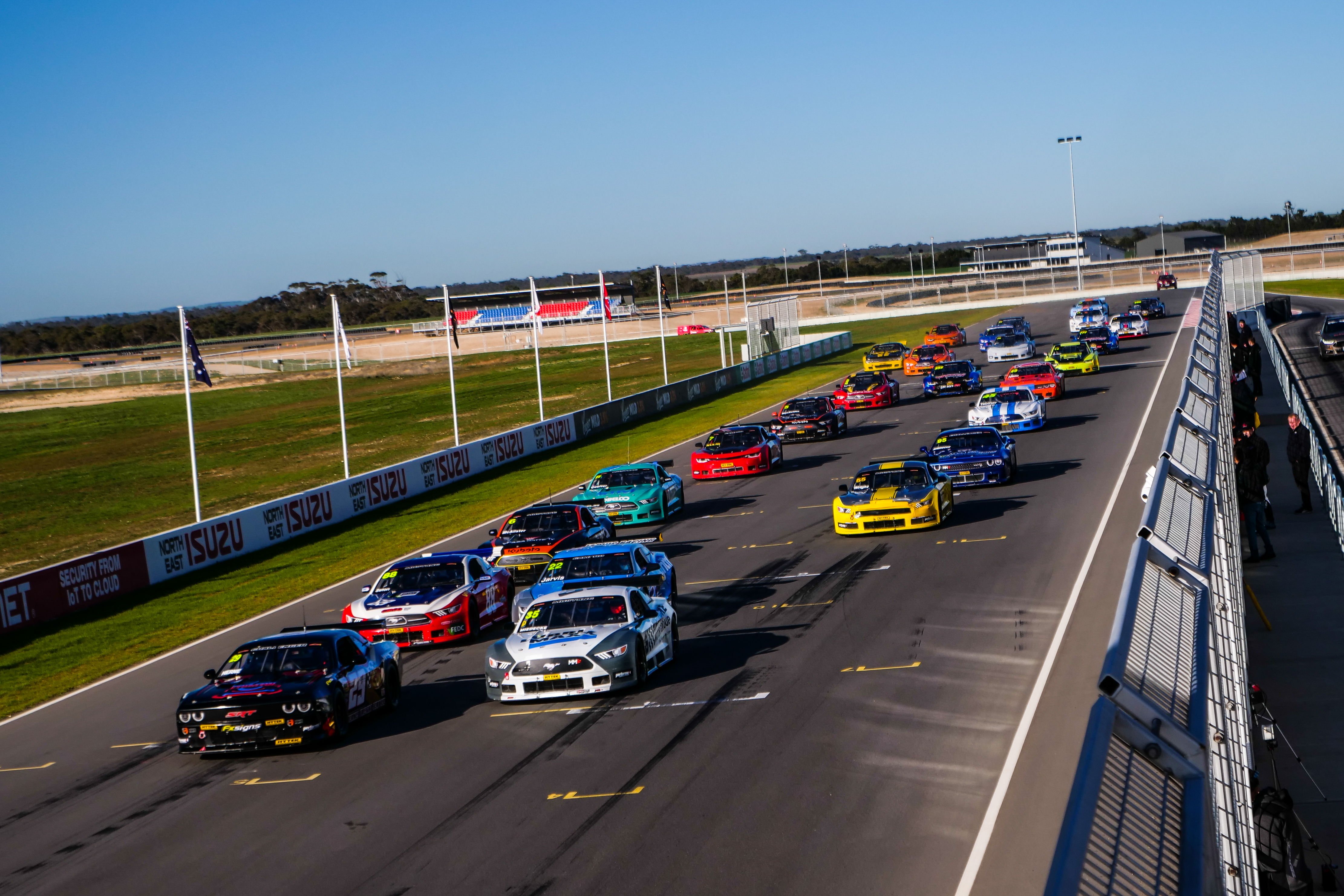 TA2 poised to join ARG events in 2020 - Speedcafe