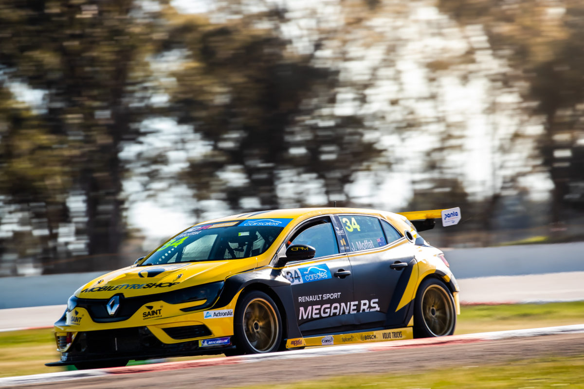 Renault extends GRM TCR Australia support deal - Speedcafe