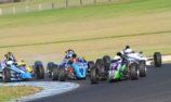 Grid set for Victorian Formula Vee decider at PI