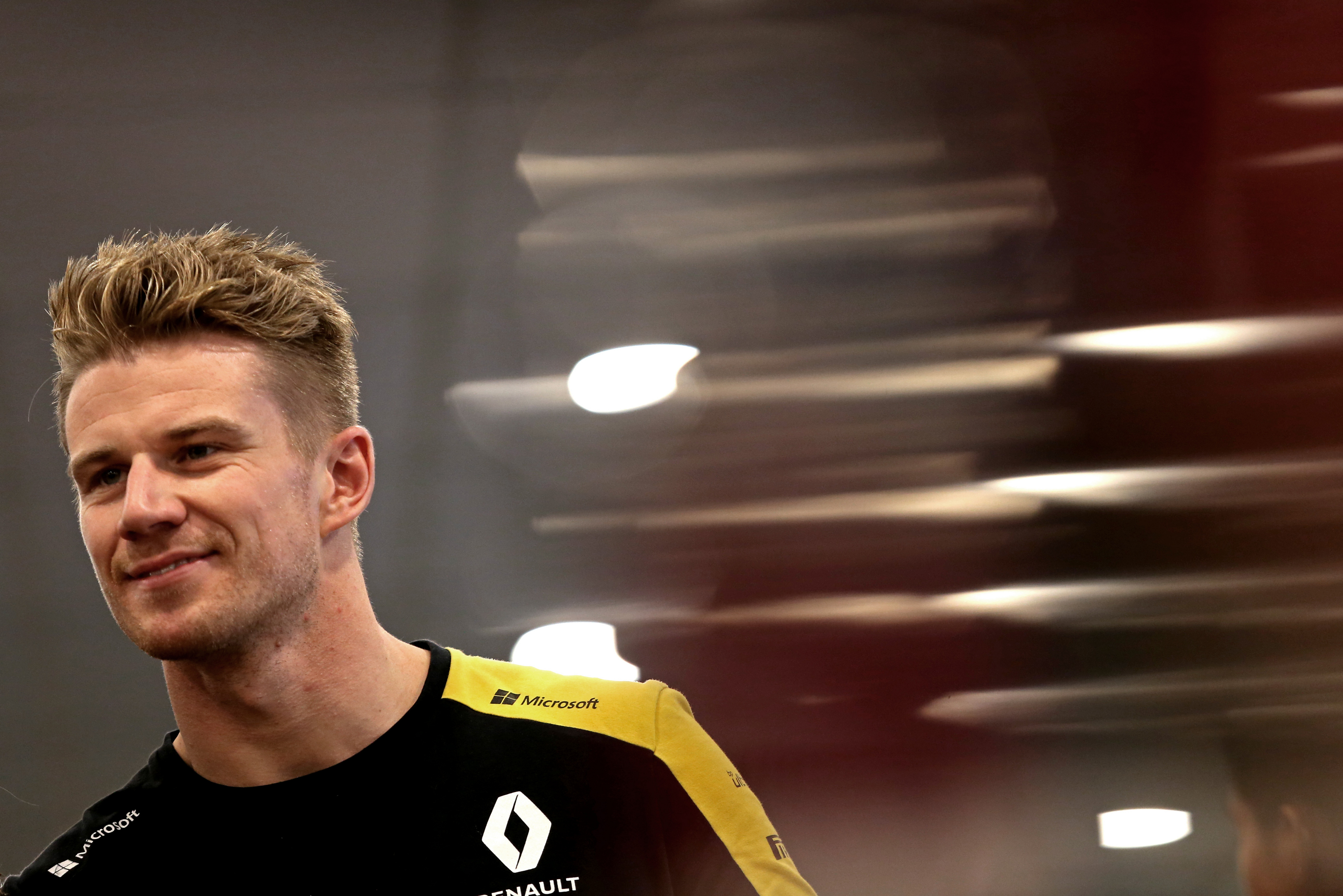 Hulkenberg has 'realistic chances' of remaining on F1 grid
