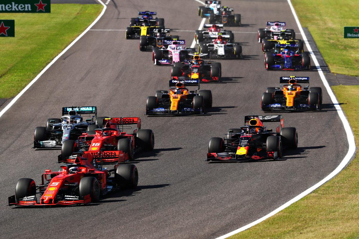 Qualifying F1