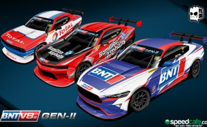 The BNT V8s Championship will welcome two-door bodyshapes next season