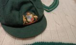 Jeff Thomson donates rare Baggy Green hat for bushfire relief auction