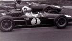 1967 - French next to Gurney