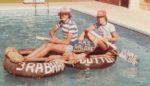 DB and Terry Guttler Wagga Wagga Gummy race boat