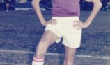 My first love - football