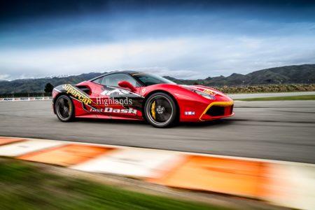 Supercar Fast Dash