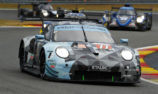 Porsche takes victory in WEC with Campbell on podium in GTE-Am class