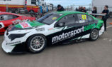 Morris impresses in Supercars race debut