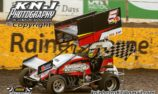 Eve, Karoussis and Brown win major features at MMS